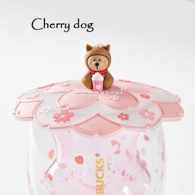 Garrafa térmica caneca copo de café tampa charme material seguro para alimentos de brinquedo para crianças
