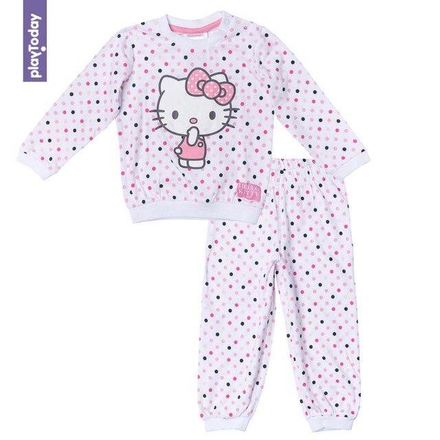 Пижама PLAYTODAY для девочек  678003