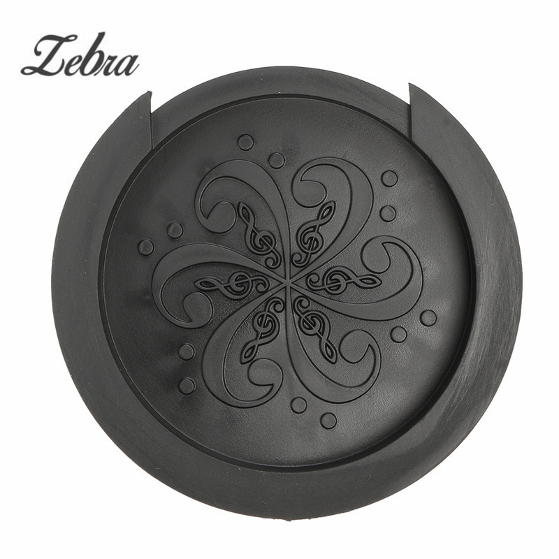 40''41'' Acoustic Guitar Sound Hole Cover Flexible Rubber Block Stop Plug Screeching Halt for Musical Stringed Guitar Accessory solid wood guitar sound hole cover musical instruments anti whistle mute electric box folk acoustic guitar parts