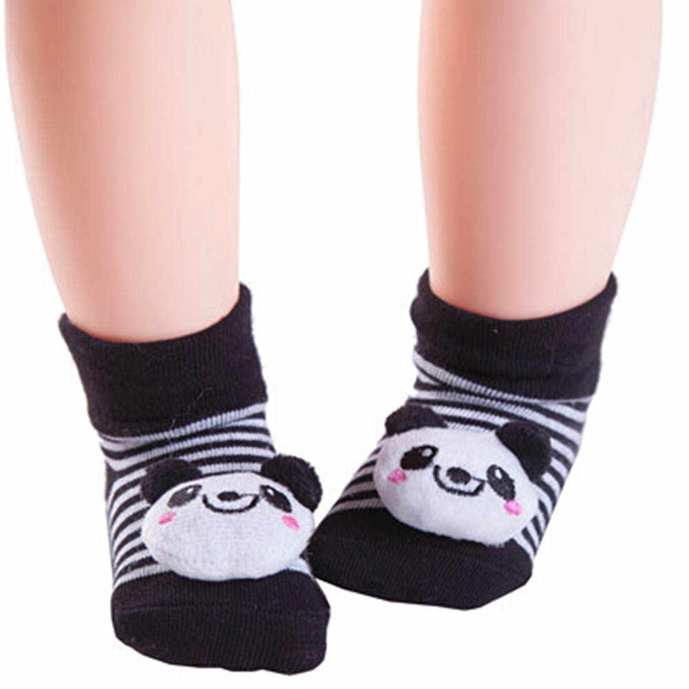 Hot Sell Cute Cotton Baby Socks Christmas Socks Newborns Gift Animal Lot Child Boy Girl Newborn Baby Doll Socks