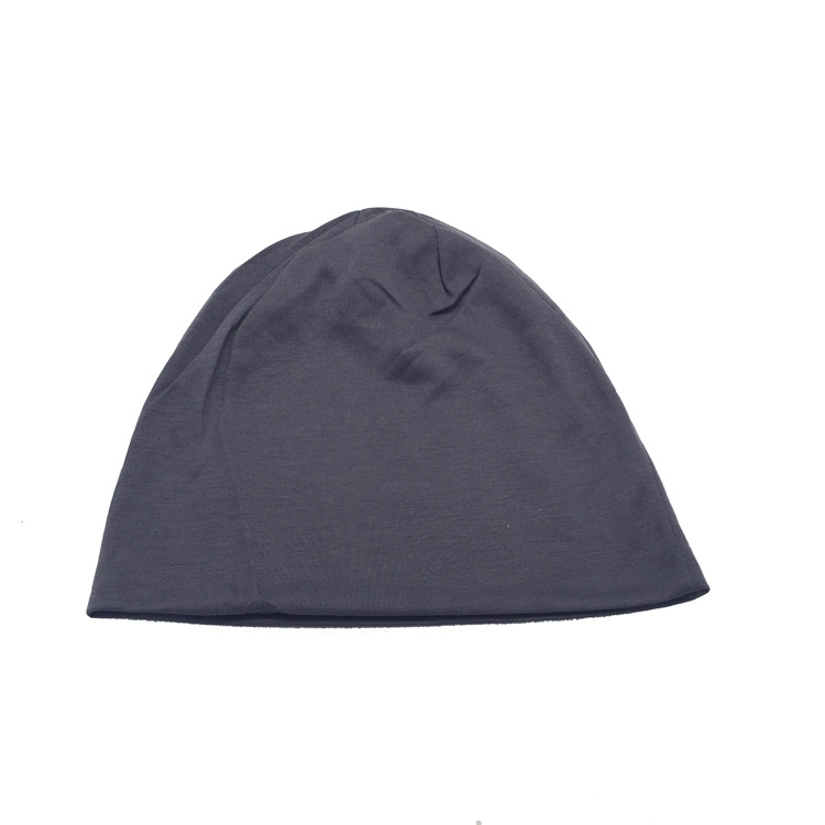 Fashion Brand Autumn And Winter Hats For Women Solid Design Ladies Thin Hat Skullies And Beanies Men Hat Unisex