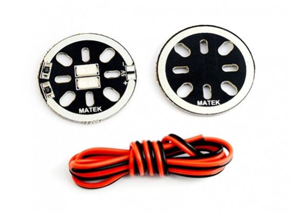 Matek Motor Mount LED X2