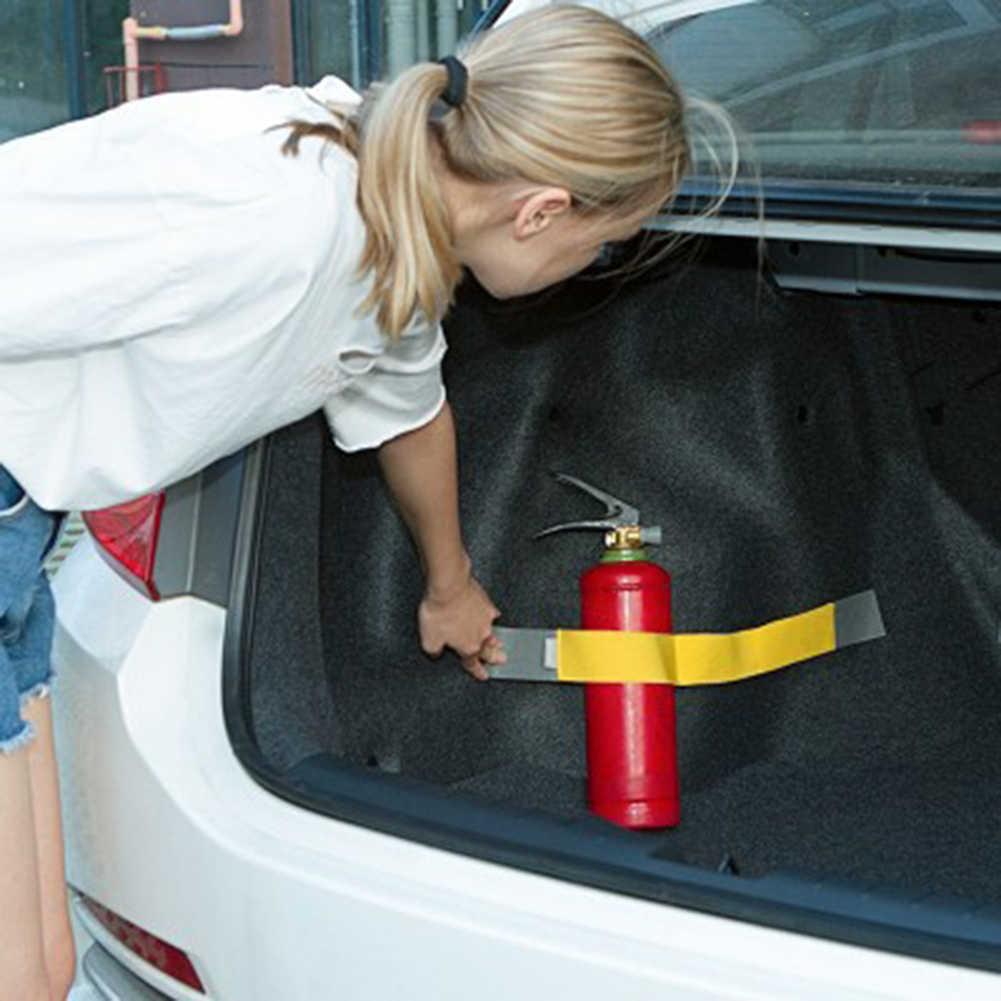 20/40/60/80 cm Araba Bagajı Sabit Kemer Araba Gövde Güvenlik Sabit Kemer Tutturmak Bandaj Organizatör elastik Kayış