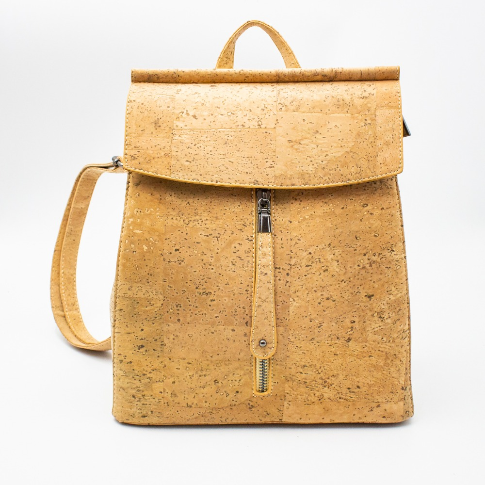 Cork bags Cork Backpack for women natural cork Original handmade ladies backpack BAG-322 цены онлайн