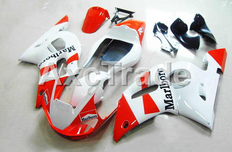 Motorcycle Fairings For Yamaha YZF600 YZF 600 R6 YZF-R6 1998 1999 2000 2001 2002 ABS Injection Molding Fairing Bodywork Kit 112