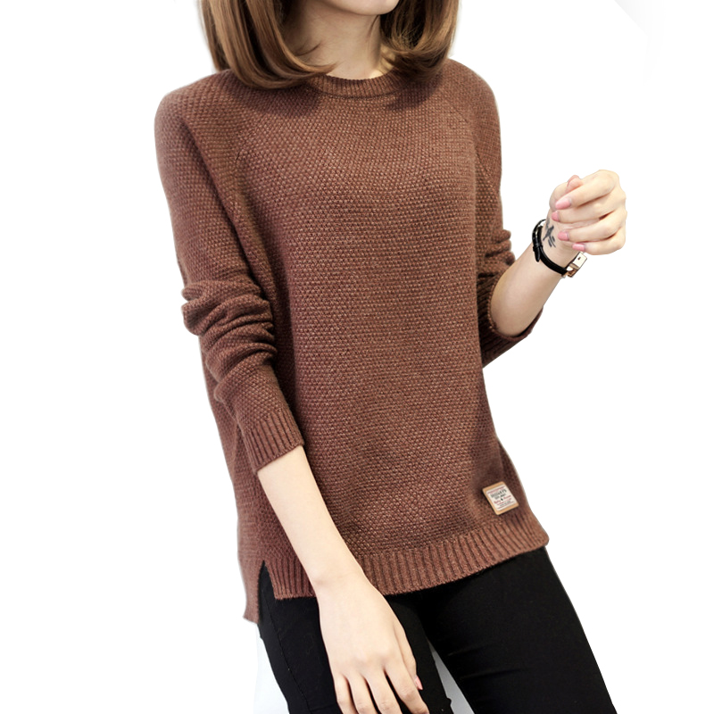 Women Costume Sweater High Quality Korean Style Autumn ...