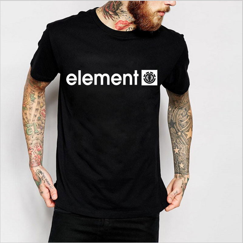 2018 NEUES Element Der Überraschung Periodensystem Nerd Geek Wissenschaft Herren T-shirt Mehr Größe und Farben