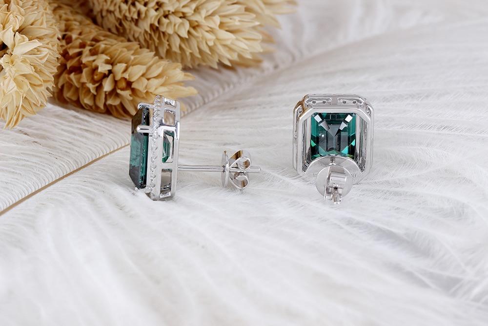emerald stud earrings (4)