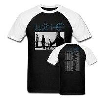 U2 EXperience Innocence 2018 World Tour Date Concert Rock Band Big Size T Shirt Tshirt Usa