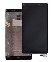 STARDE Replacement LCD For Nokia Lumia 920 Phi LCD Display Touch Screen Digitizer Sense Assembly Frame 4.5