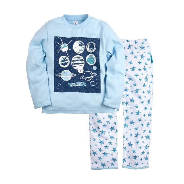 Пижама джемпер+брюки BOSSA NOVA для мальчиков 362m-361