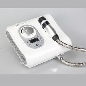 Image 5 - クールとホット electropration 凍結療法針送料メソセラピー機シュリンク毛穴締顔リフティングマシン