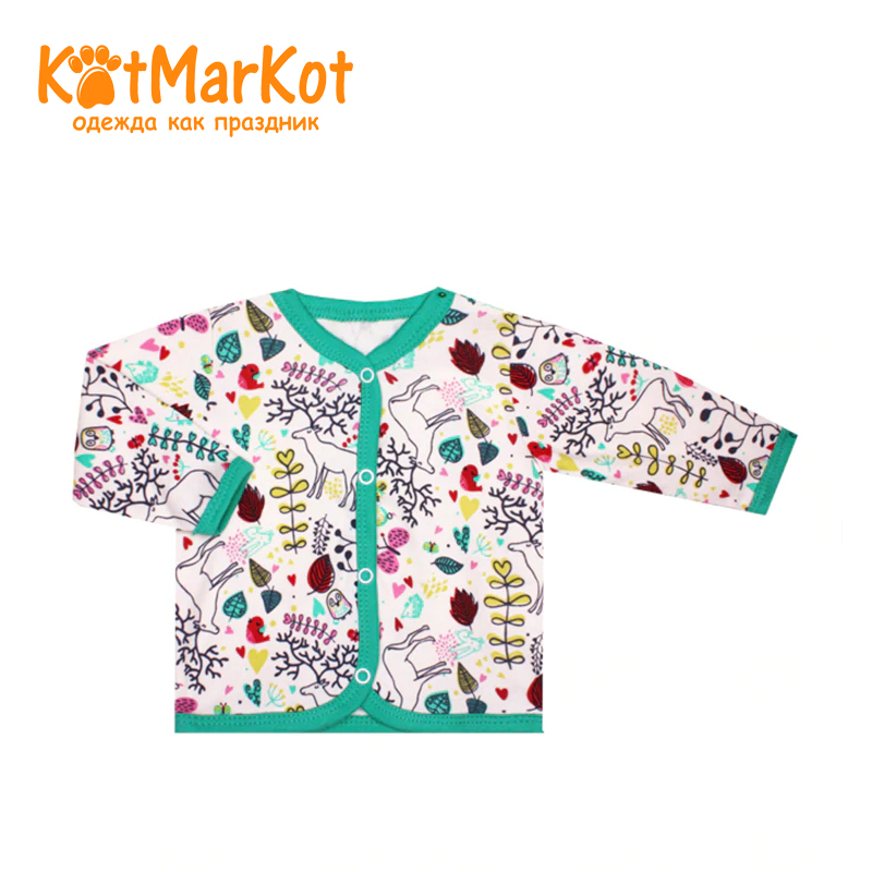 Blouse Kotmarkot 7239 children clothing cotton for babies kid clothes jumpsuit kotmarkot 6383 children clothing cotton babies kid clothes