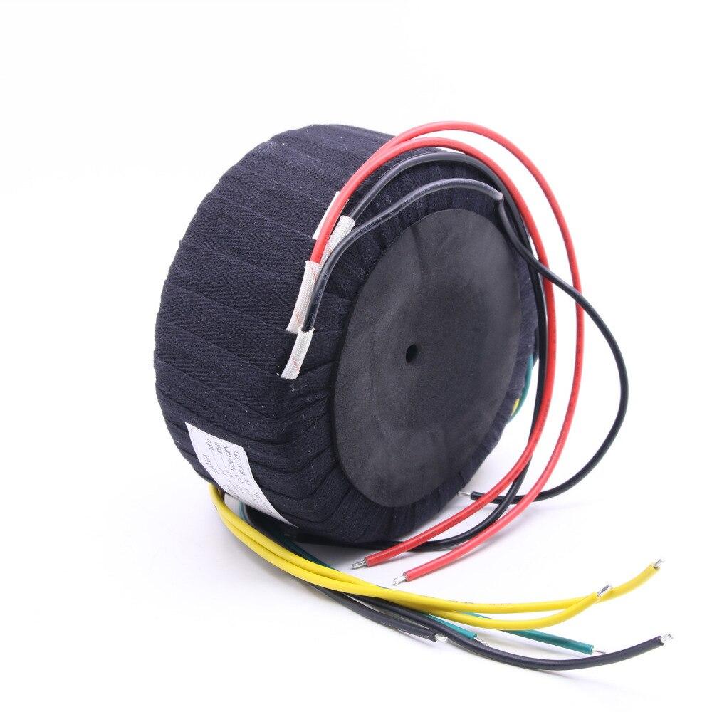 Image 3 - 500W Black Cloth Toroid Transformer For NAP200 Amplifier 28V 0 28V 28V 0 28V Audio Power TransformerAmplifier