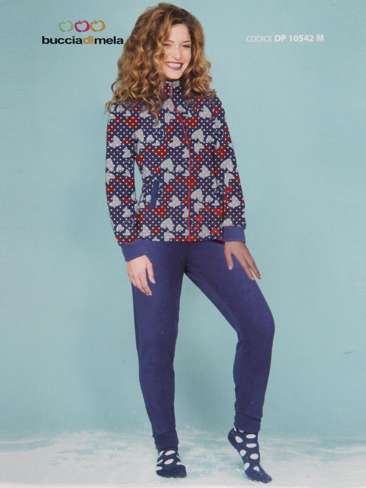 Pajamas Long Fleece