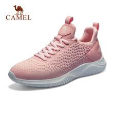 CAMEL New Women Ultralight Breathable Running Shoes Comfortable Outdoor Sports Jogging Walking Female Sneakers(China)
