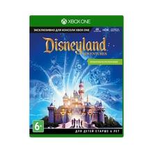 Игра для Xbox One Disney Adventures DE, русский, Blu-ray