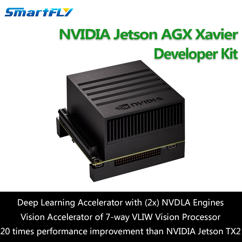 Amicable Jetson Agx Xavier Developer Kit Demoboard 8-core Arm 64-bit Cpu,16gb+32gb Emmc Deep Learning,computer Vision,usb-c Traveling