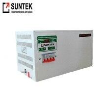 Стабилизатор напряжения тиристорный SUNTEK ТТ 10000 НН ВА пониженного напряжения