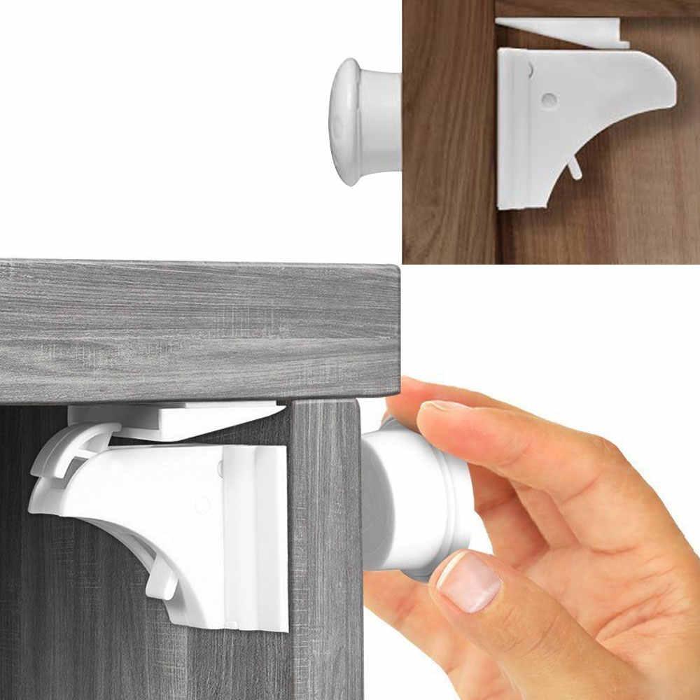 12 + 3 шт., магнитная детская Блокировка для безопасности, замок для двери шкафа для защиты детей, замок для ящика, безопасность, невидимые защелки