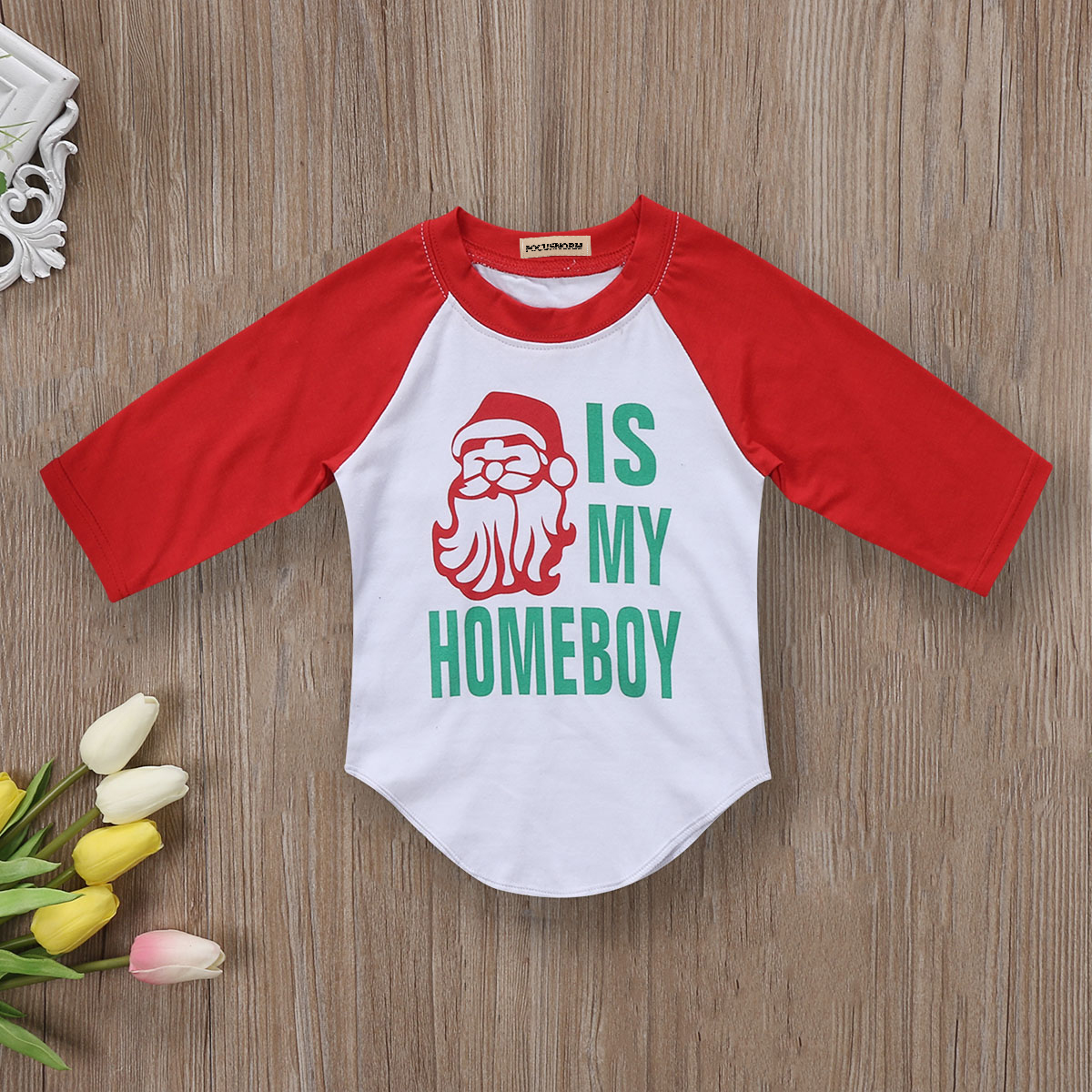 Weihnachten Baumwolle Langarmshirts T shirt Weihnachten Kleidung ...