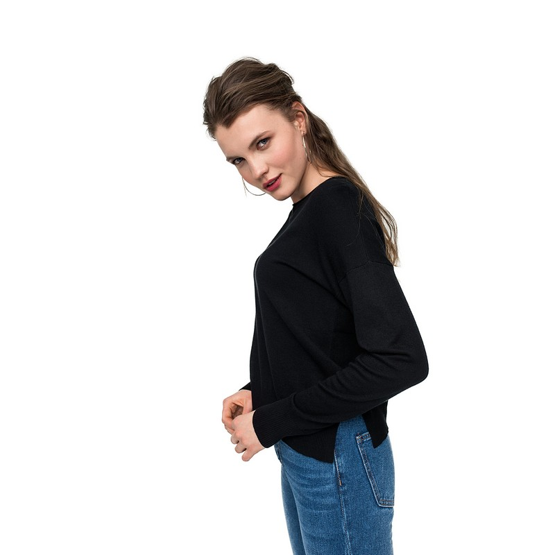 Sweaters jumper befree for female viscose sweater long sleeve women clothes apparel woman turtleneck pullover 1811536857-50 TF