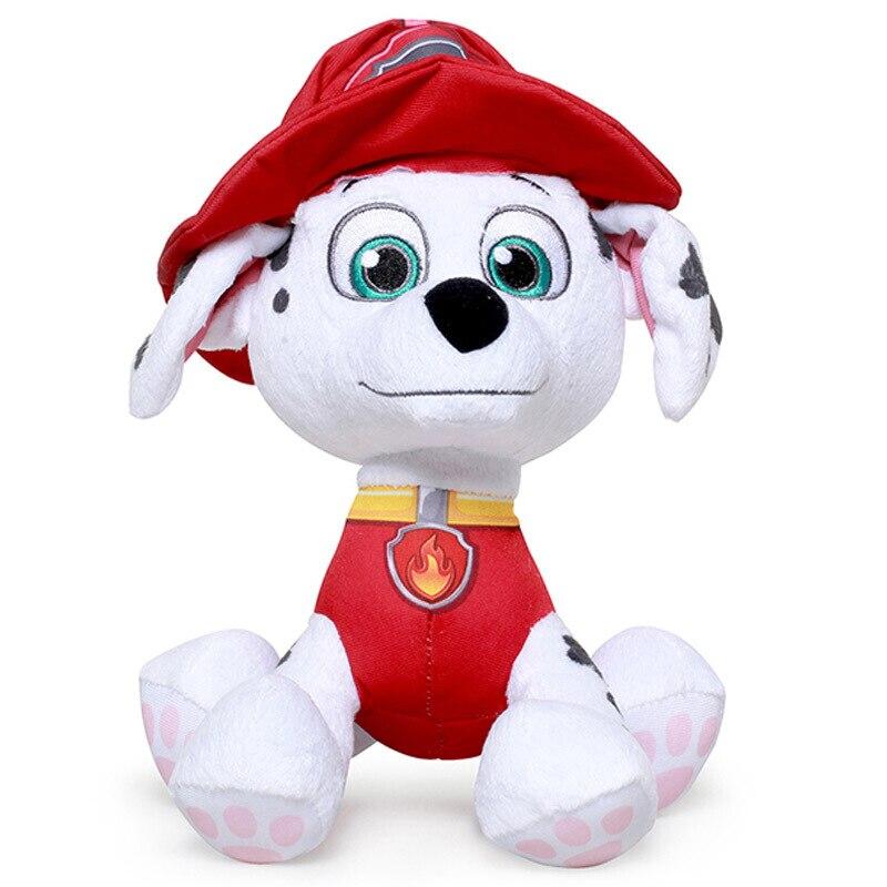 Paw Patrol 25 4cm Plush Doll Chase Marshall Series Dog Toys Children