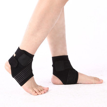 2 PCS Ankle Support Compression Ankle Brace Adjustable High Elastic Bandage Protector Foot Guard Wrap Foot Sports Soccer Safety цена в Москве и Питере