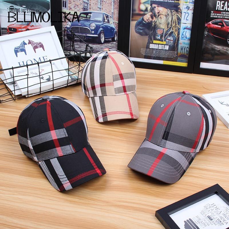 Mode Baseball Caps Monterad Snapback Hat för kvinnor män Bomull - Kläder tillbehör