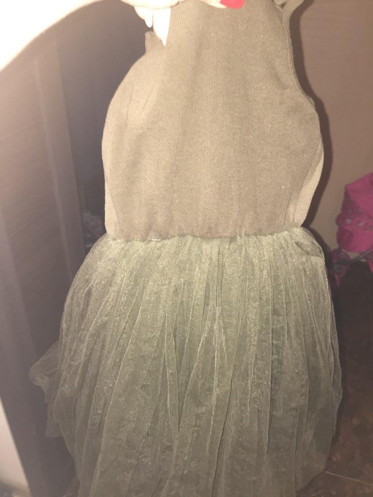 2018 New Baby Girls Sling Ball Dresses Knit Cotton Mesh Vest Ballet Tutu Dress Summer Girl Party Vestidos 2-9Years DQ360