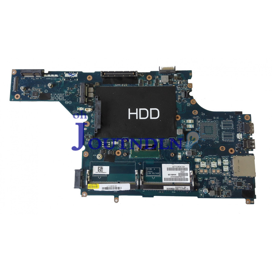 JOUTNDLN FOR DELL LATITUDE E5540 Laptop Motherboard 83KT5 083KT5 CN 083KT5 W I3 4010U CPU DDR3