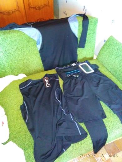 Kits corrida Corrida Homens Sportswear