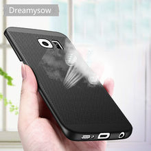 Heat Dissipation PC Hard Case For Samsung Galaxy S4 S5 Note 3 4 5 S8 S9 Plus J1 J3 J2 J5 J7 A5 A6 2018 A7 2015/16//17/18 J2pro(China)