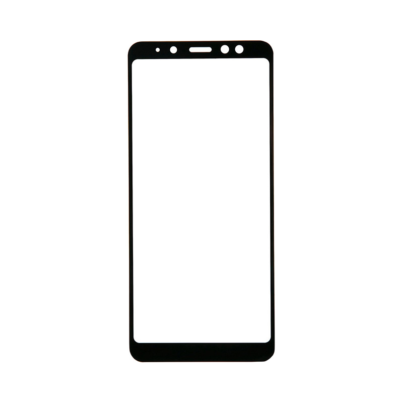 Protective glass Red Line for Samsung Galaxy A8 2018 (A530) Full screen black blackview a8 смартфон