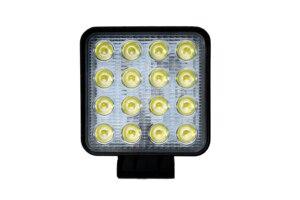 Image 3 - Bombilla Led de 48w, 4x4, luz Led de trabajo, luz Led de trabajo lejana, Lámpara de trabajo ATV SUV, luces Led para el trabajo, luz diurna para coche todoterreno