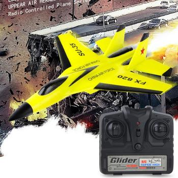 RC Fight Fixed Wing RC drone FX-820 2.4G Remote Control Aircraft Model RC Drone Helicopter Quadcopter Remote Control Toys