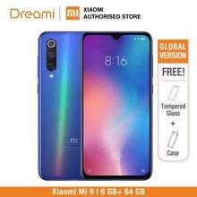 Global Version Xiao Mi Mi 9 64GB ROM 6GB RAM (Original) READY STOCK Mi 9