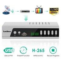 Digital Converter Box S3 ATSC Satellite TV Receiver Analog TV HD 1080P HDTV Set Top Box Recording PVR TV USB Multimedia Playback