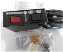 LPG/CNG K201 Tradicional Pólo Duplo Interruptor para Aston Martin DBS 2009 6.1 Cupê Touchtronic