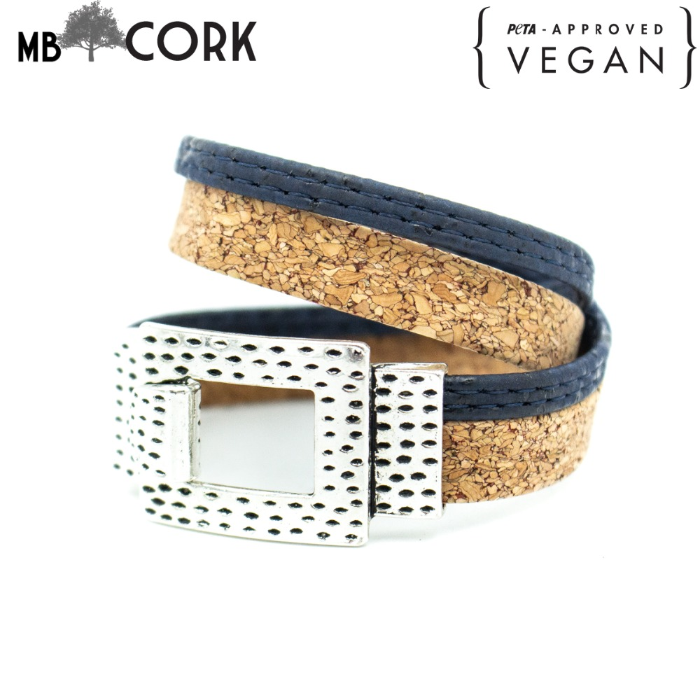 Natural Cork Hook Clasp...
