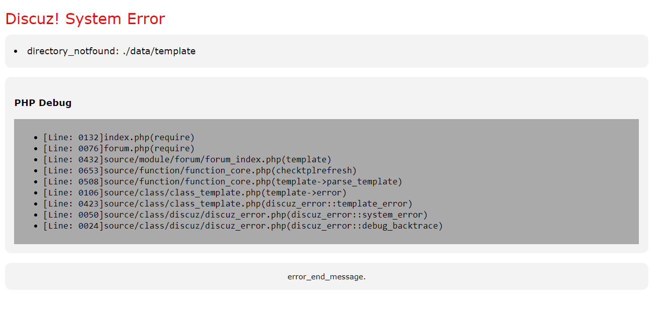 Discuz Ml v3.x 代码执行分析-ChaBug安全
