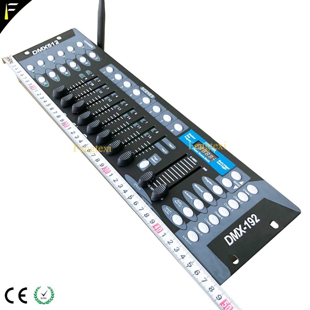 controle de dj led alta qualidade estavel 48 03