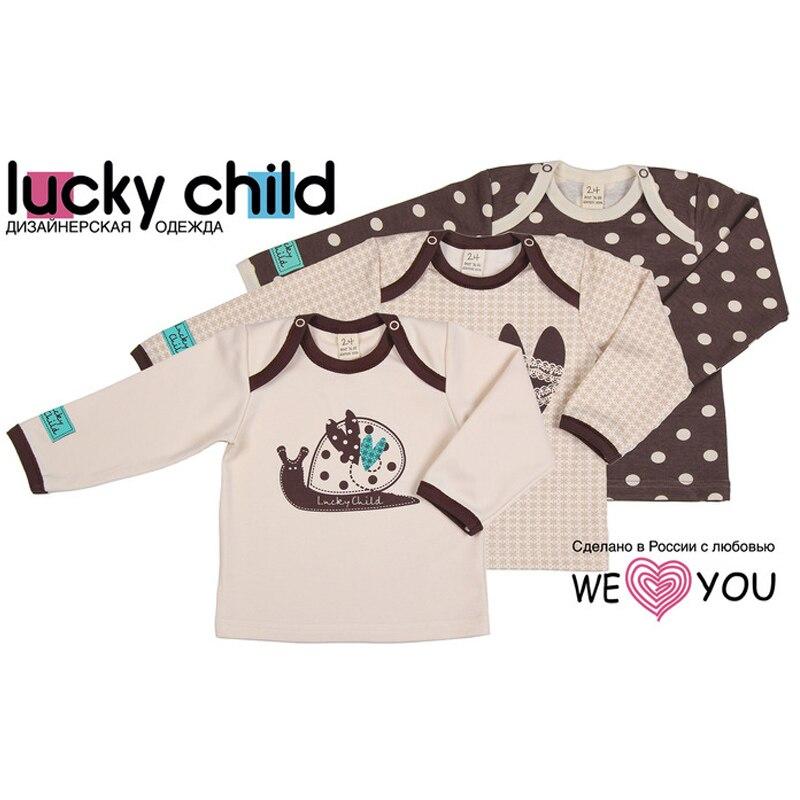 Sweatshirt Lucky Child feather print sweatshirt