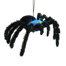 April Fool's Day Toys Spider Simulation Toys Tricky Scary Toy Prank Gift Model Strange New Toy Prank for Children color random(China)