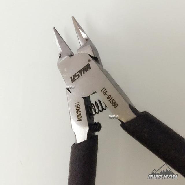 Ustar 91560 דגם דוגמנות ניפר (לא להגן על שמן כלול) חיתוך כלים אבזר DIY
