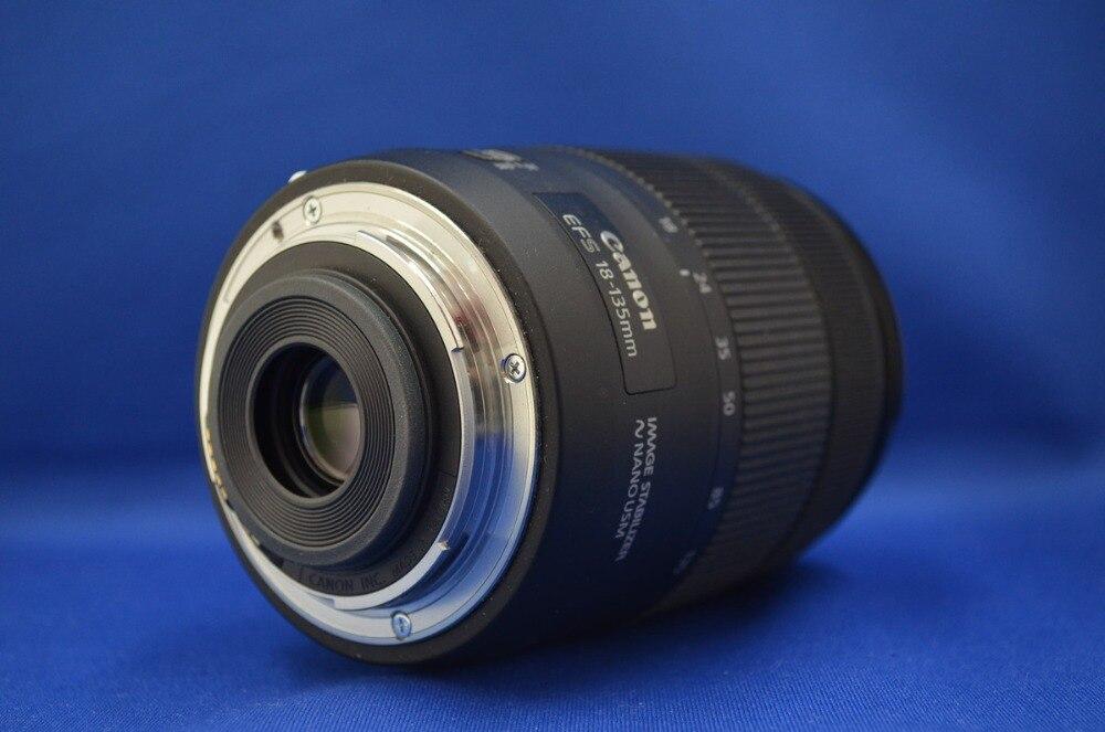 Canon EF-S 18-135mm f/3.5-5.6 EST Objectif USM (Boîte Blanche) Pour 80D 70D 800D 750D 760D 200D 1300D 1500D 4000D 3000D