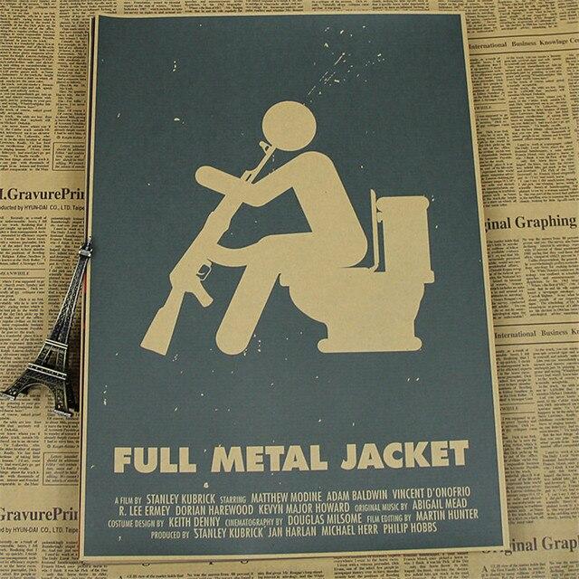 Retro filmplakat vintage poster Stil Retro Papier Poster dekoration ...