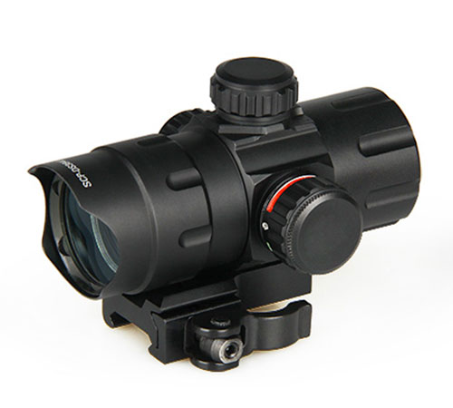 Scope Sight Red Dot Airsoft Shooting-Os2-0082 Hunting Tactical PPT For Outdoor 1x32mm