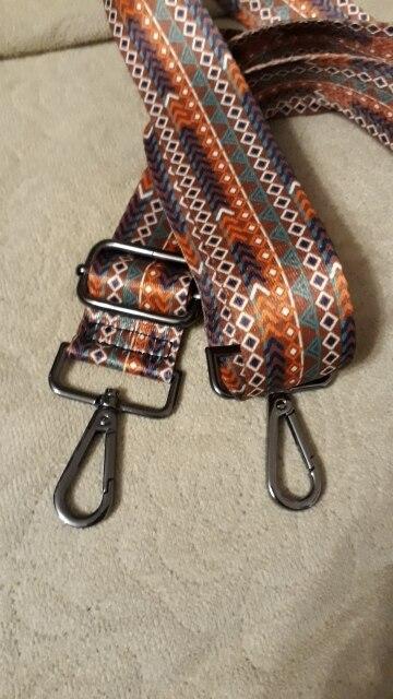 AIMIYOUNG Bag Strap Handtas Belt Wide Shoulder Bags Strap Replacement Strap Accessory Bag Deel Verstelbare riem voor Tassen 120cm photo review