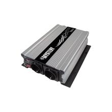 Преобразователь напряжения MYSTERY MAC-1000 ( Входное напряжение: 10 - 15В. Выходное напряжение: 230 В(+/- 5%). Частота выходного напряжения: 50Гц(+/- 5%), Максимальная выходная мощность: 1000Вт)